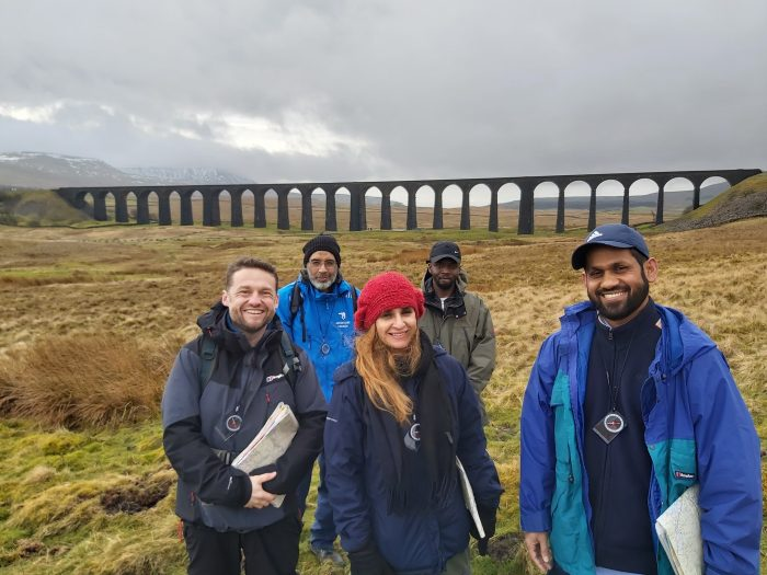 Training weekend for community groups near Ribblehead